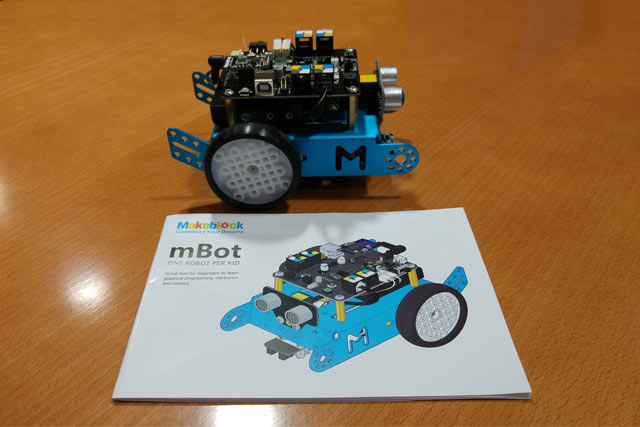 makeblock mbot best educational toys