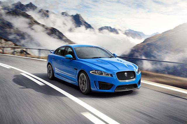 Jaguar Luxury Car