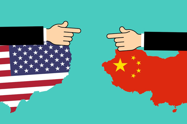 ongoing US and China Trade War