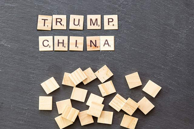USA and china tech Trade war