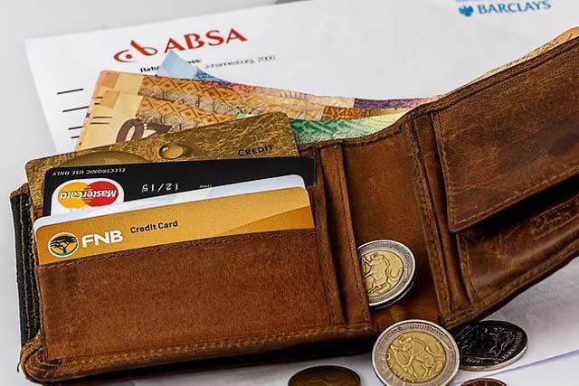 losing wallet