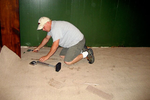 Carpets Installation