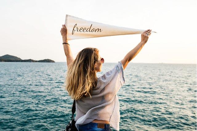 girl freedom