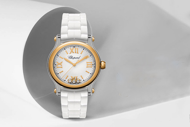 Chopard elegent watch