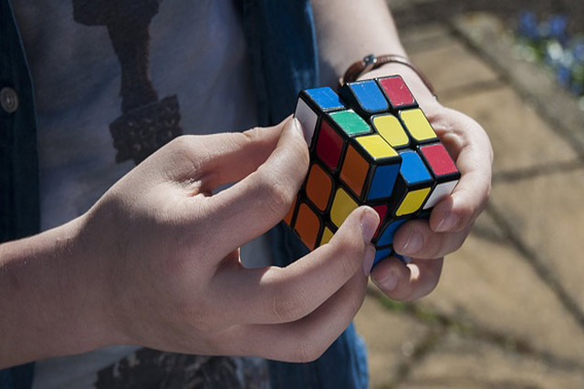 puzzle Solving exercise for Brain