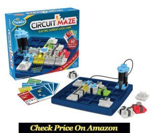 Circuit Maze Electric Logic Game