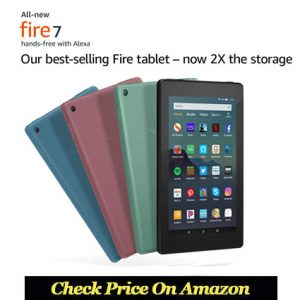 Fire 7 Tablet cool tech toys