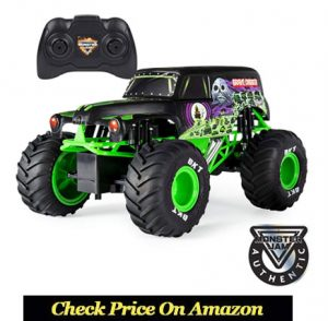 Remoter Control Monster Truck