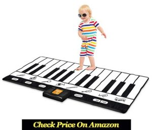 Play22 Keyboard Playmat Cool tech toys