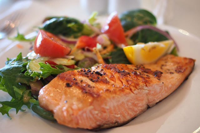 salmon Healthy Diet