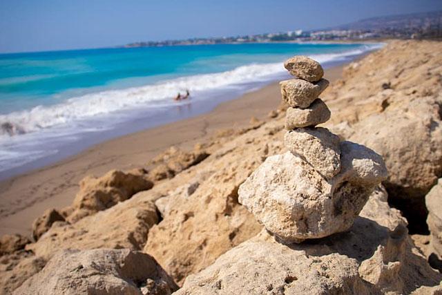 Visiting Beach Increase Creativity