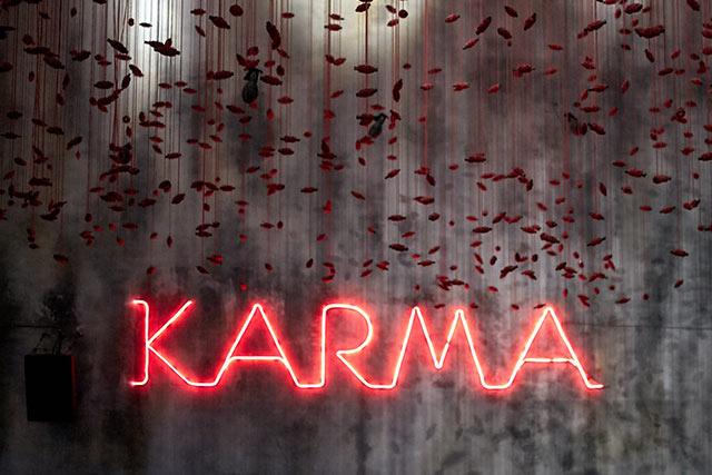 Karma-Karma Effects