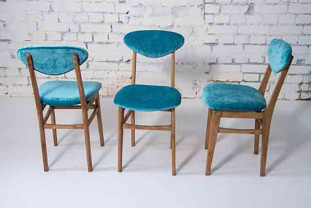 Dining Chairs With Upholstery
