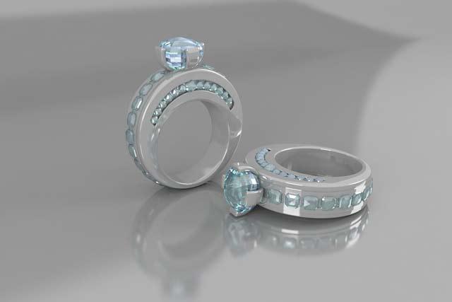 Big Gemstone Rings