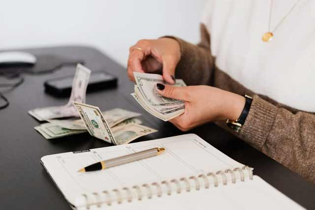 Fewer Financial Worries
